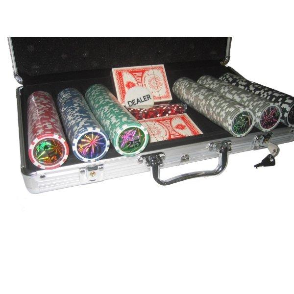 Pokerová sada - MASTER Poker set 300