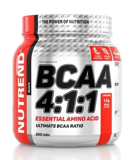 BCAA Nutrend - 300 ks