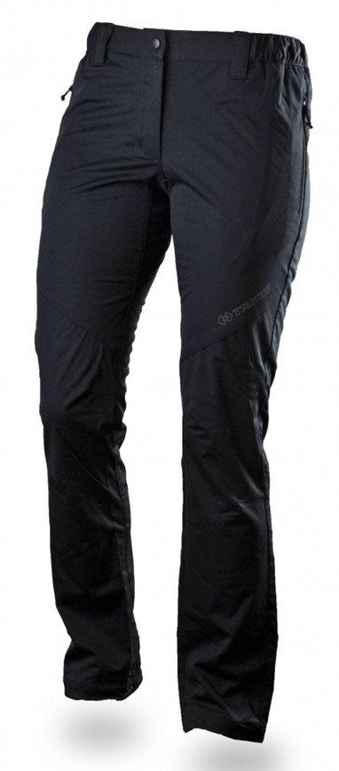 Černé dámské kalhoty Trimm