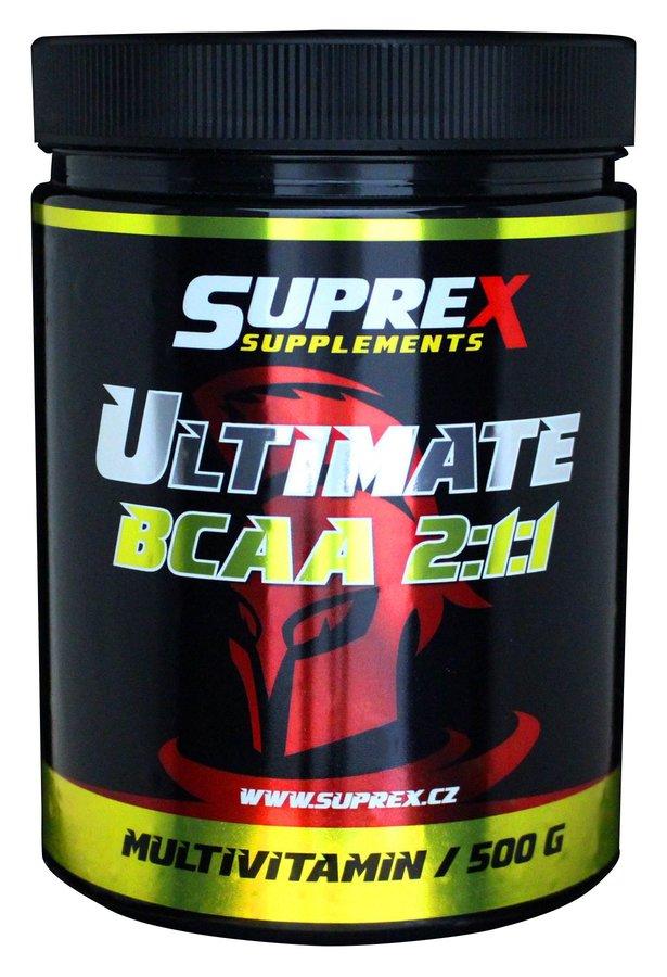 """BCAA SUPREX """"multivitamín"""" - 500 g"""