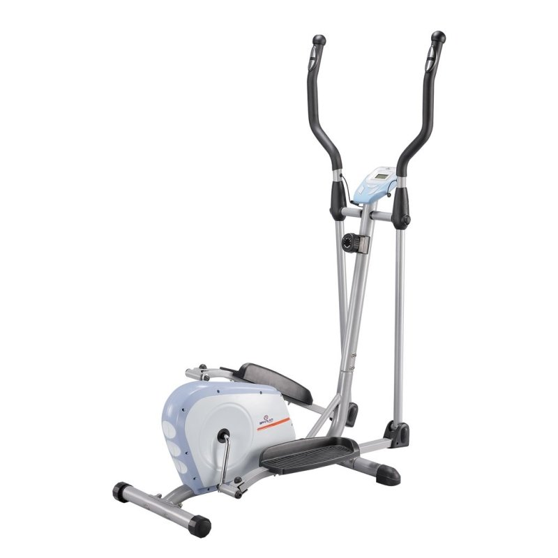 Magnetický eliptický trenažér CrossTrainer Basic, Spartan - nosnost 100 kg