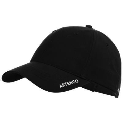 Černá tenisová kšiltovka Artengo