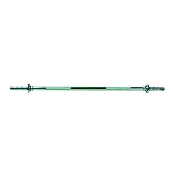 Rovná činková tyč Master - délka 152 cm