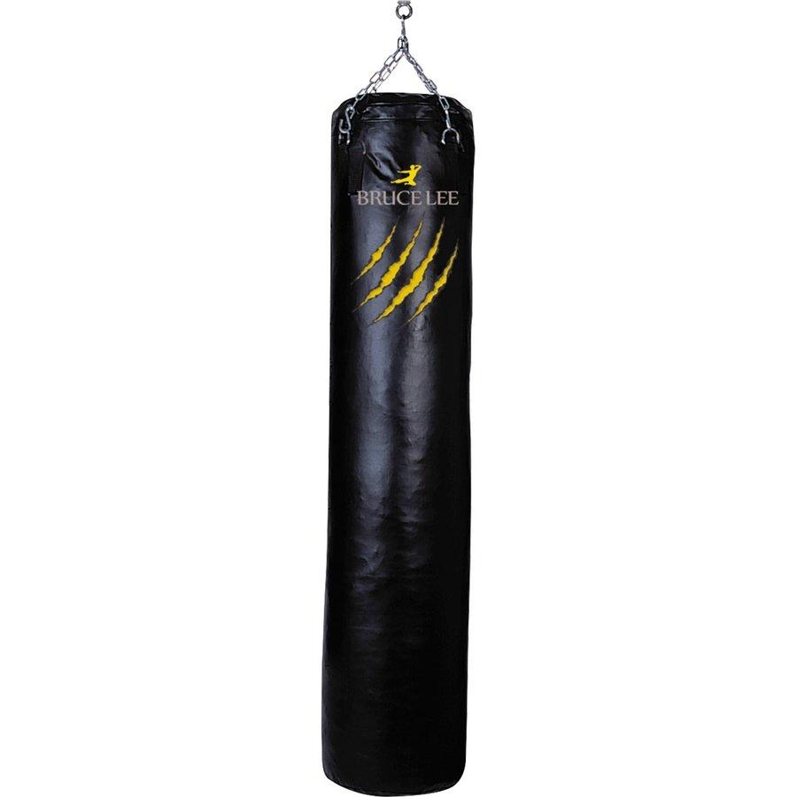 Černý boxovací pytel BRUCE LEE - 44 kg