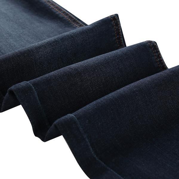 Modré dámské džíny Alpine Pro