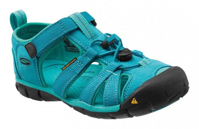 Modré dětské sandály Keen - velikost 24 EU