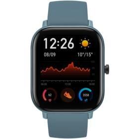 Modré chytré hodinky Amazfit GTS, Xiaomi