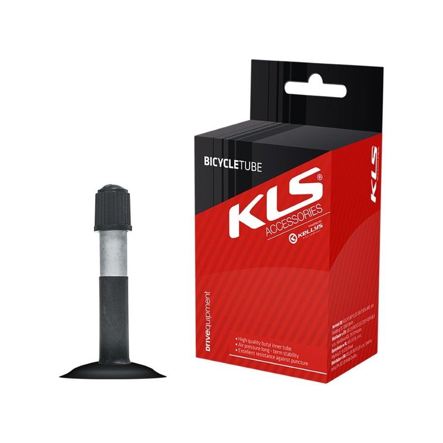 Duše na kolo - Kellys 700x25-32C (25/32-622/630) AV 48mm