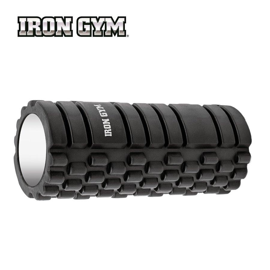 Masážní válec Iron Gym - průměr 14 cm a délka 33 cm
