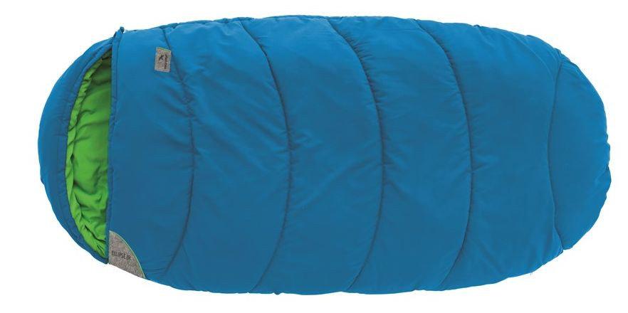 Modrý dětský spací pytel Easy Camp - délka 165 cm