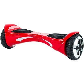 Červený hoverboard Kolonožka