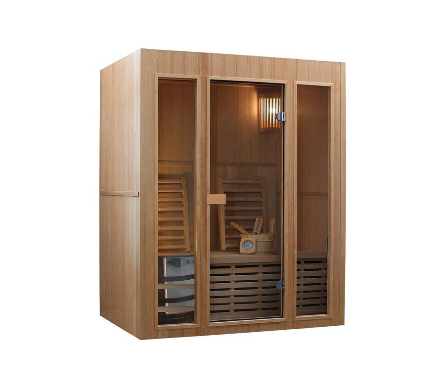 Vnitřní finská sauna pro 3 osoby SISU, Marimex