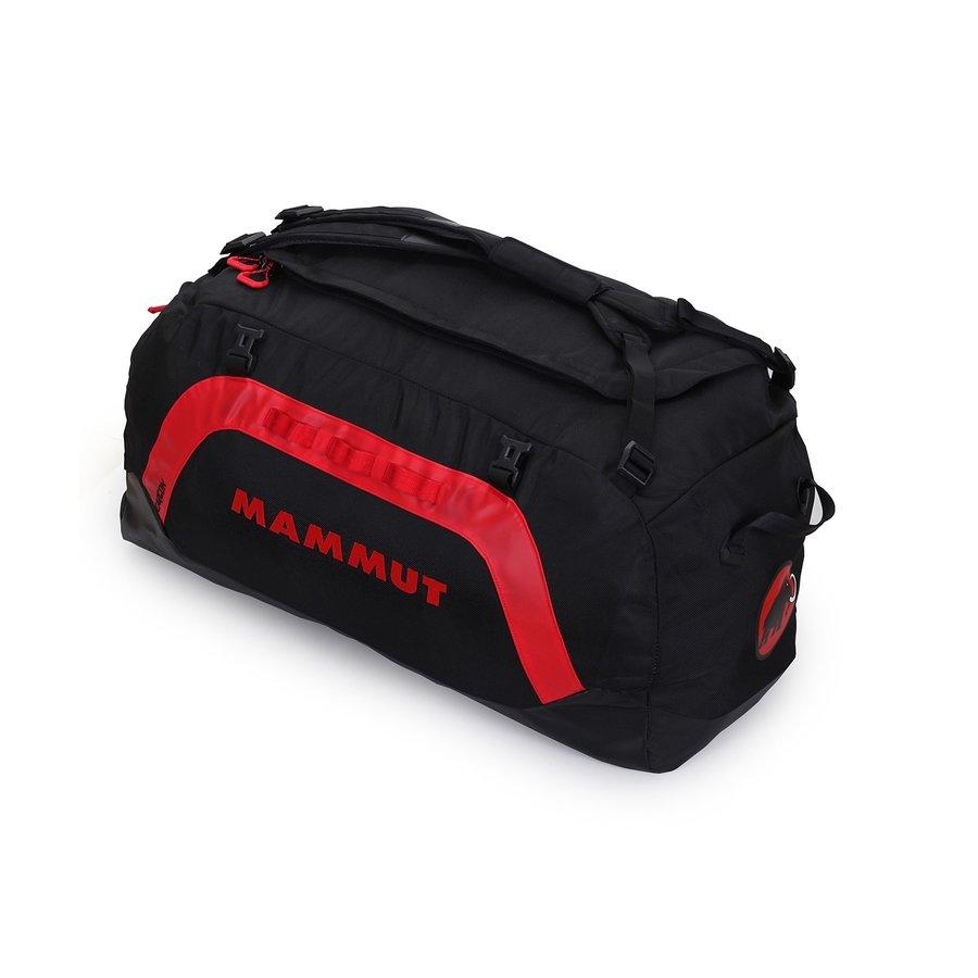 Černo-červená cestovní taška Cargon, Mammut