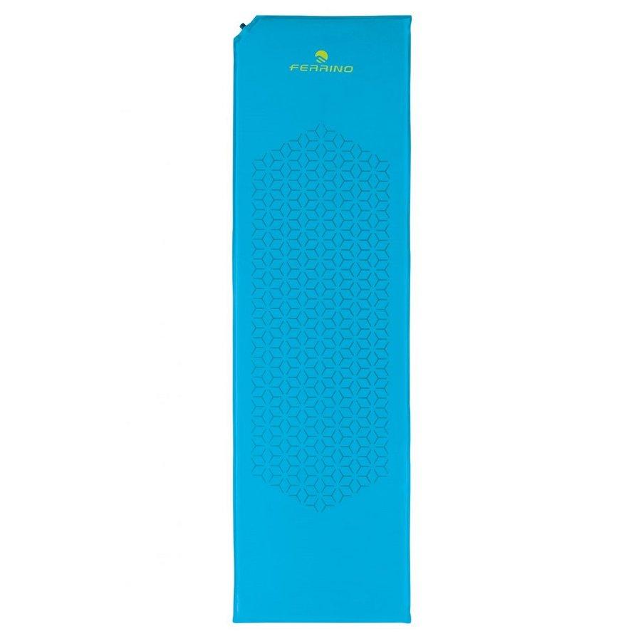 Modrá samonafukovací karimatka Ferrino - tloušťka 2,5 cm