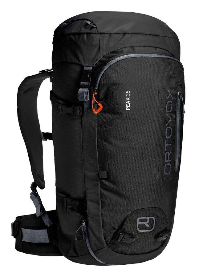 Černý turistický batoh Ortovox - objem 35 l