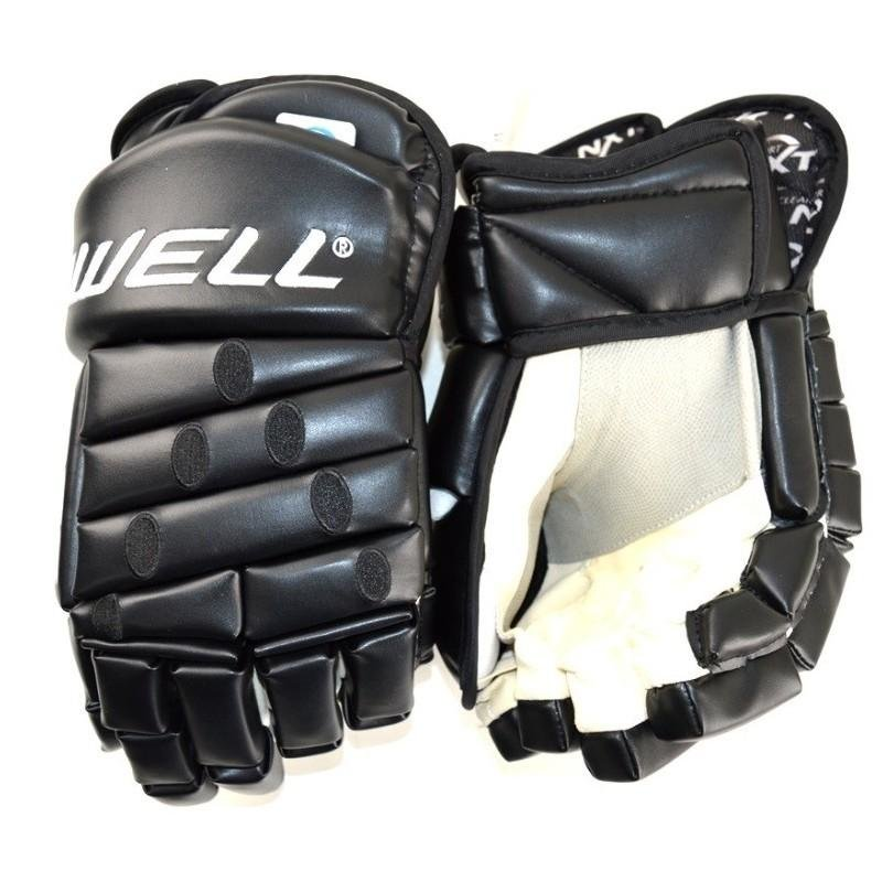 "Hokejové rukavice - junior Winnwell - velikost 12"""