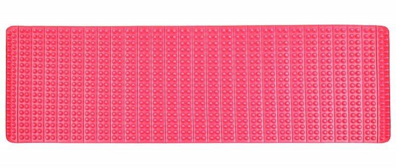 Červená podložka na jógu Merco