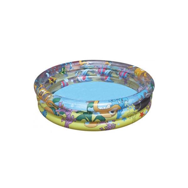 Nadzemní kruhový bazén Bestway