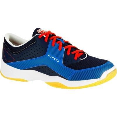 Modré pánské boty na volejbal V100, ALLSIX
