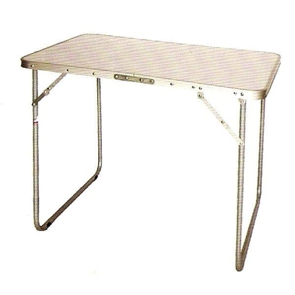 Rozkládací kempingový stůl SPARTAN SPORT - délka 80 cm, šířka 60 cm a výška 70 cm