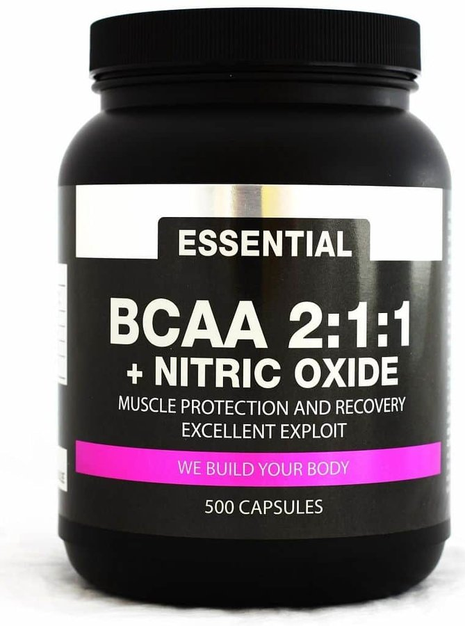 BCAA - Prom-in BCAA 2:1:1 + Nitric Oxide 240 cps
