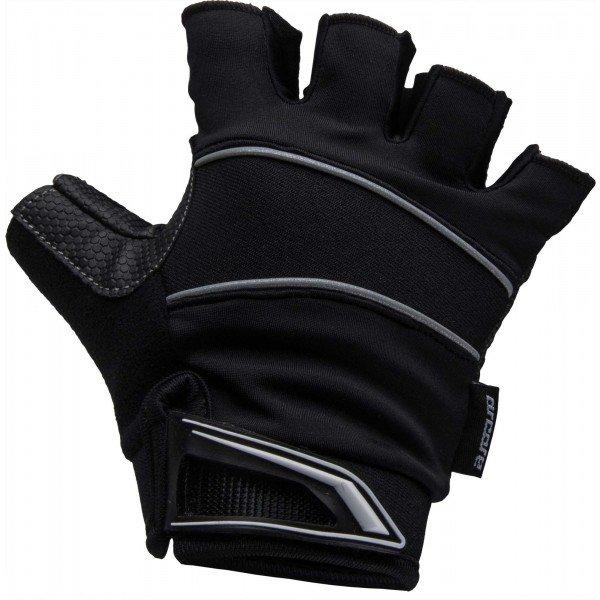 Černé letní cyklistické rukavice Arcore