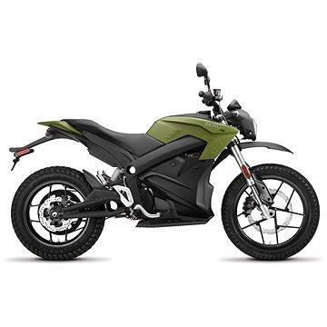 Zelená elektrická motorka DS ZF 14.4 2018, Zero