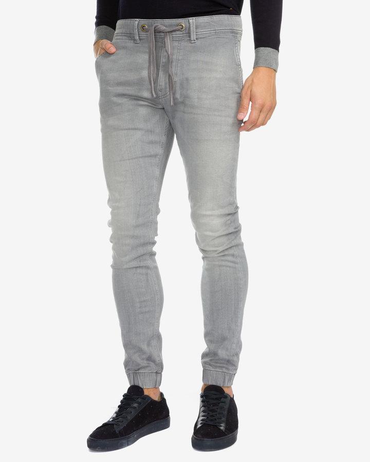Šedé pánské džíny Pepe Jeans - velikost 29