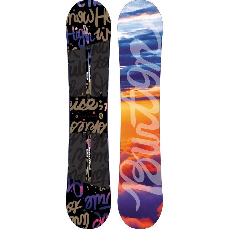 Snowboard bez vázání Burton - délka 142 cm