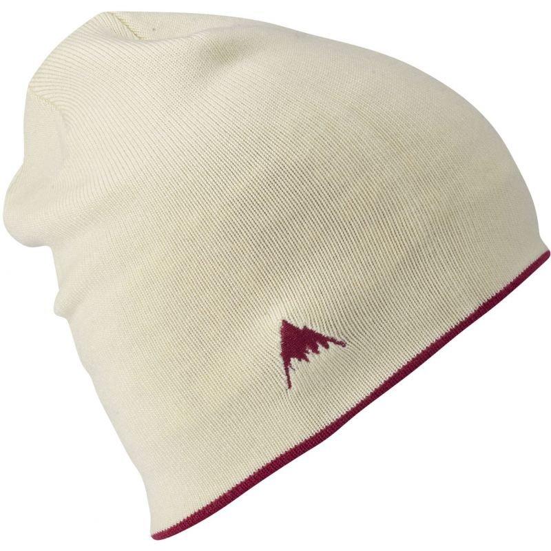 Béžová zimní čepice Burton - univerzální velikost