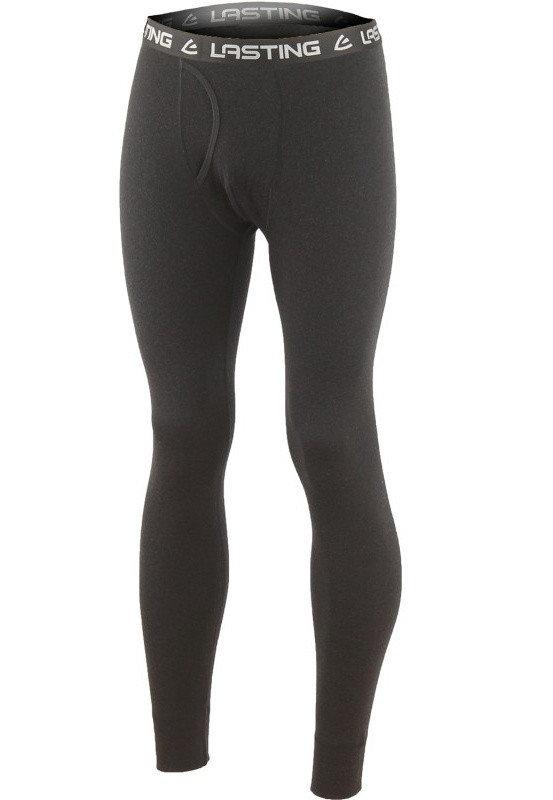 Černé pánské funkční kalhoty Lasting - velikost XXL