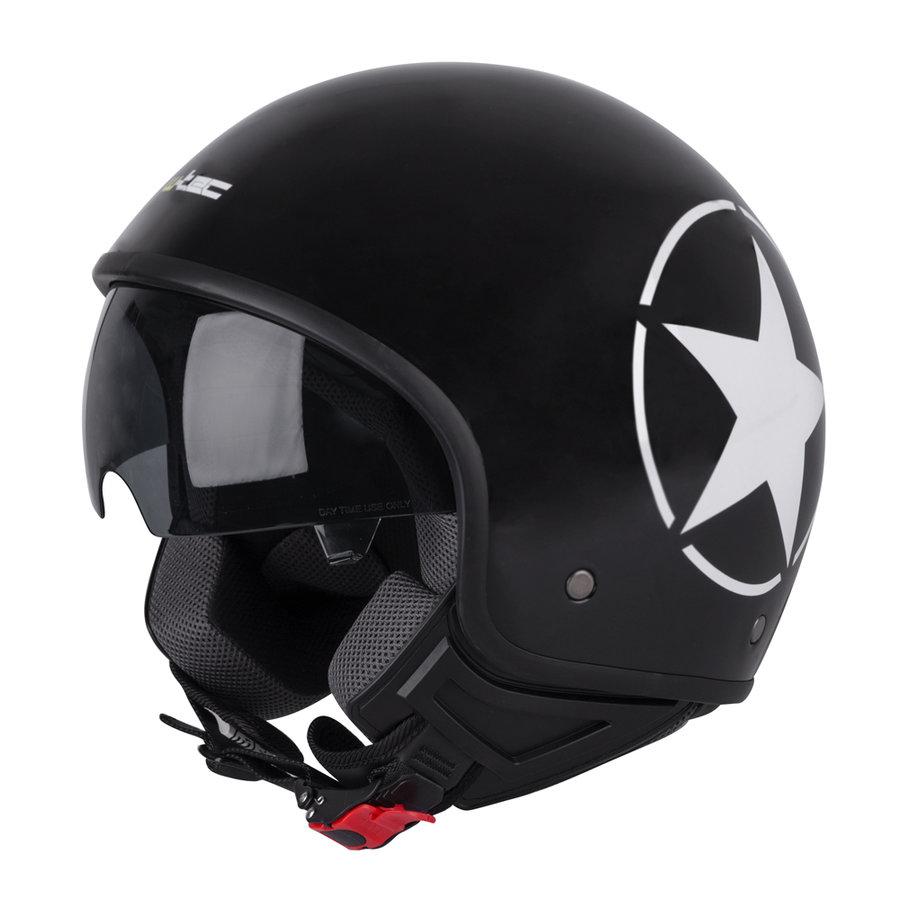 Helma na motorku FS-710S Revolt, W-TEC