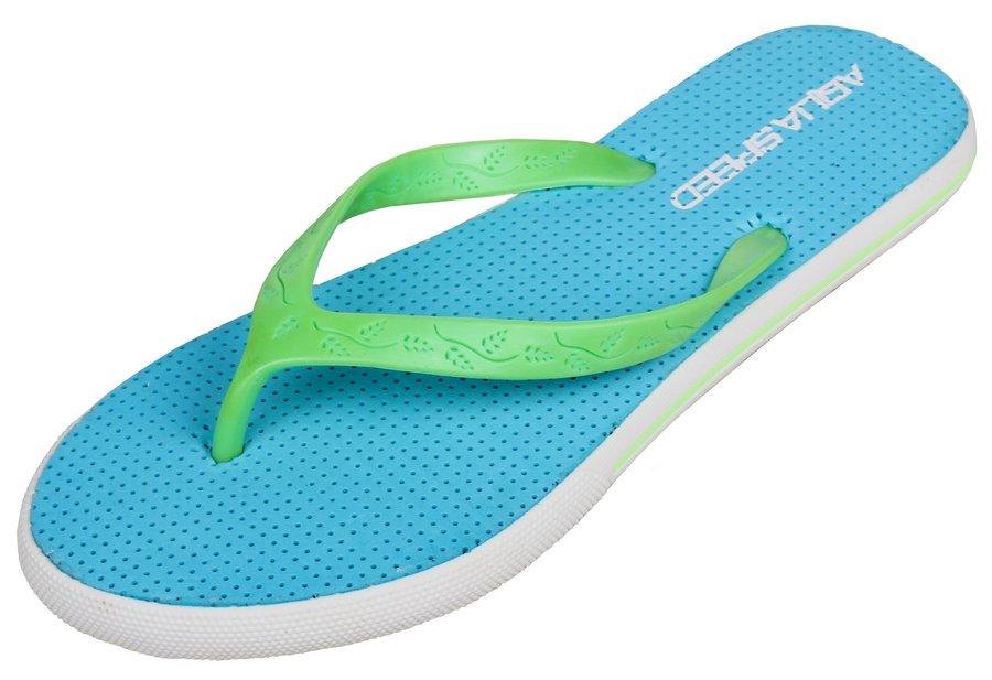 Modré žabky Aqua-Speed - velikost 36 EU