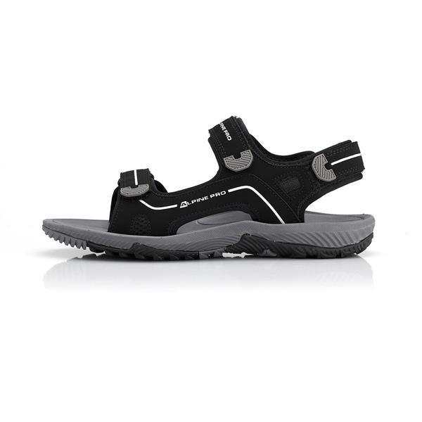 Černé pánské sandály Alpine Pro