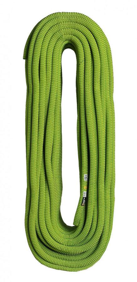Zelené lano Static, Singing Rock - průměr 10,1 mm a délka 60 m