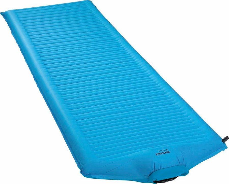 Modrá nafukovací karimatka Therm A Rest - tloušťka 7,6 cm