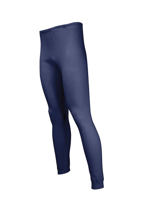 Modré pánské funkční kalhoty Lasting
