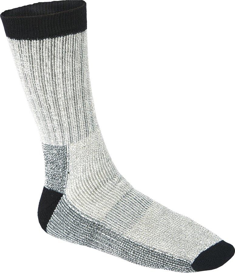 Šedé ponožky Norfin - velikost M
