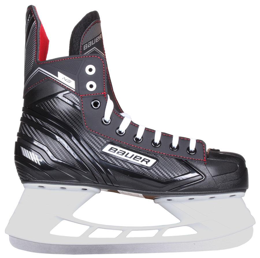 Hokejové brusle - Bauer S18 NS SR 9