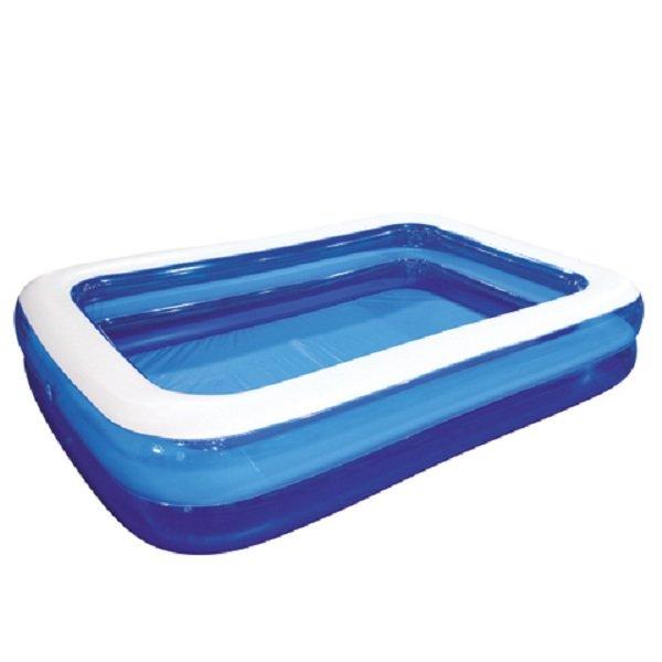Nafukovací nadzemní obdélníkový bazén Master Pool - výška 50 cm