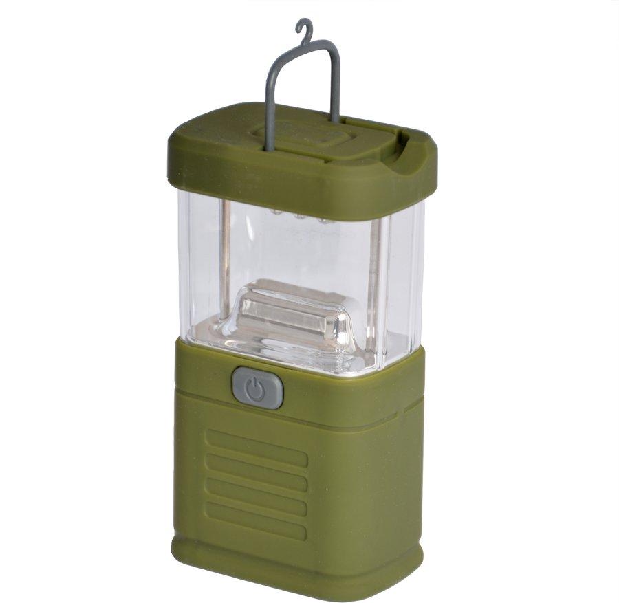 Svítilna - Lampa HUSKY Sirius zelená