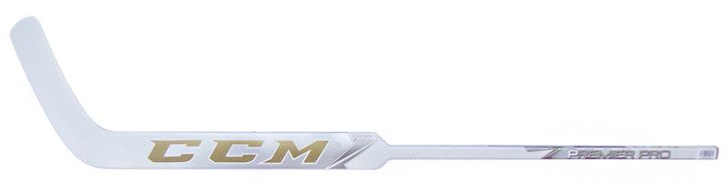 Levá brankářská hokejka (senior) PREMIER PRO, CCM - délka 69 cm