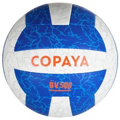 Volejbalový míč - Copaya Míč Bv500 Bílo-Modrý