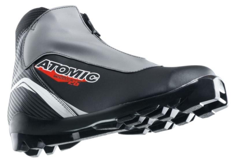 Černo-šedé boty na běžky Atomic - velikost 47 1/3 EU