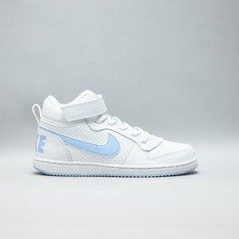 Bílé dětské chlapecké nebo dívčí tenisky Nike - velikost 33 EU
