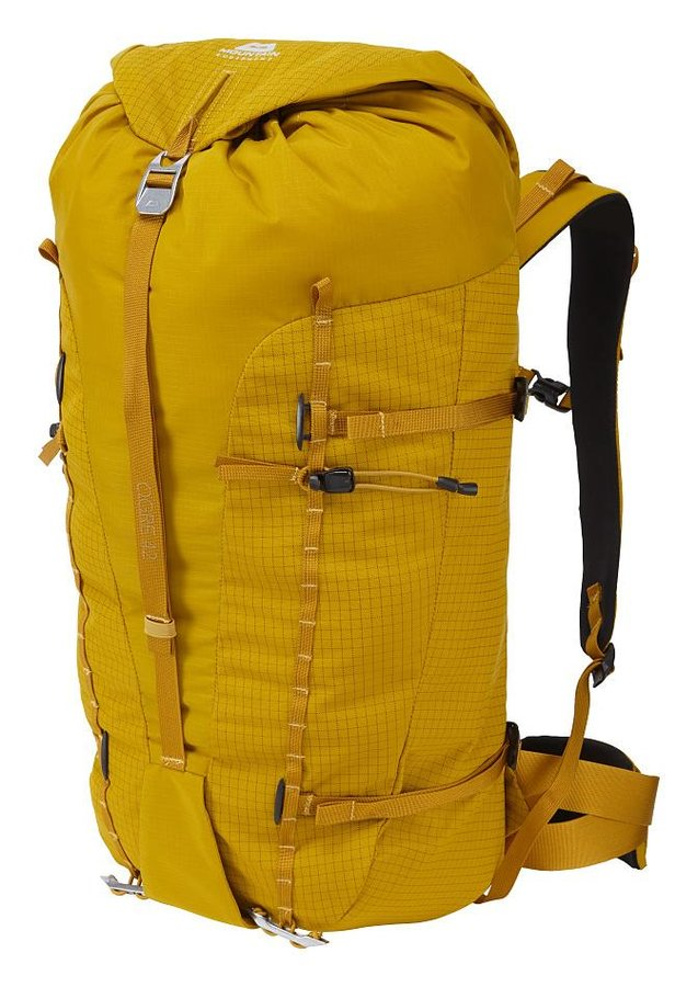 Žlutý horolezecký batoh Mountain Equipment - objem 42 l