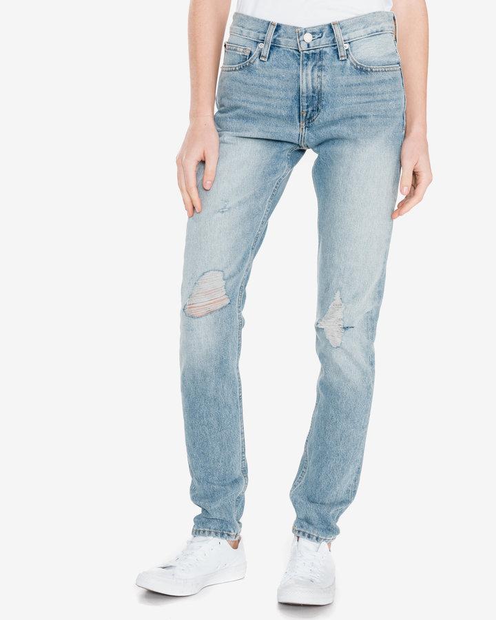 Dámské džíny Calvin Klein