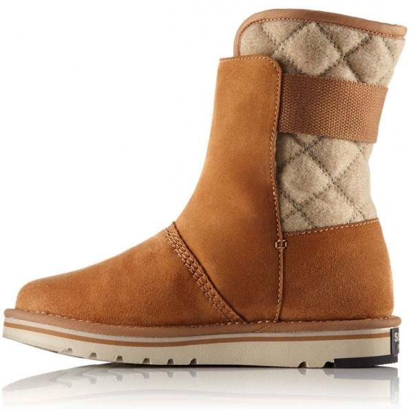 Hnědé dámské zimní boty Sorel