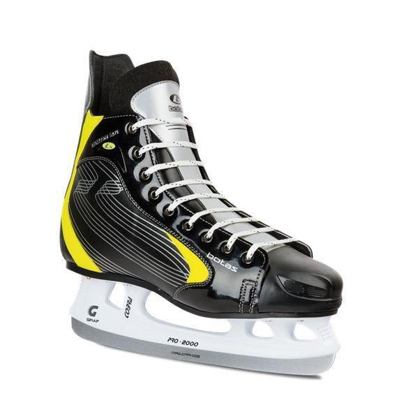 Hokejové brusle Fallon, Botas