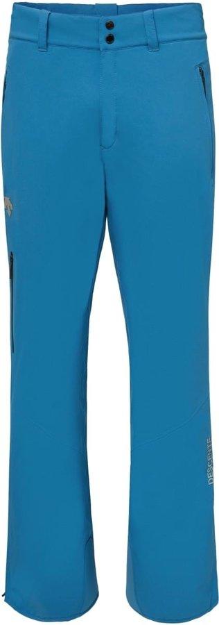 Modré pánské lyžařské kalhoty Descente - velikost 56